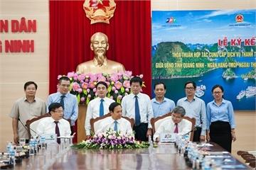 Quảng Ninh tiến tới không dùng tiền mặt để thanh toán dịch vụ công