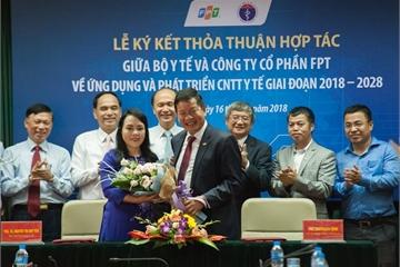 Chủ tịch FPT: 'Với CNTT, Y tế Việt Nam sẽ sánh ngang thế giới'