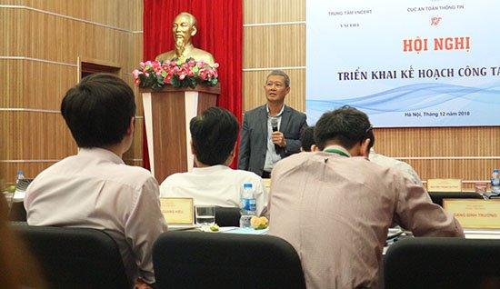 Đưa Việt Nam trở thành trung tâm của khu vực ASEAN về an toàn, an ninh mạngCần có giải pháp để đưa Việt Nam trở thành nước mạnh về an toàn thông tin