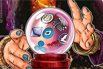 Các chuyên gia dự đoán thị trường tiền mã hóa năm 2019 ra sao?