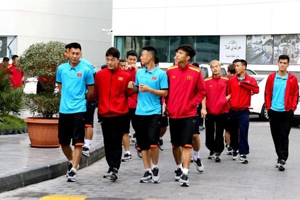 Lịch trực tiếp của ĐT Việt Nam và vòng bảng Asian Cup 2019 trên VTV5, VTV6 và Fox Sports
