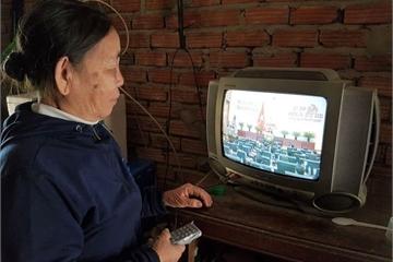 Hạn chót cuối tháng 9/2019 sẽ hoàn thành tắt sóng truyền hình analog ở 21 tỉnh