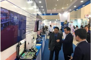 VNPT Technology trình diễn nhiều giải pháp xây dựng thành phố thông minh