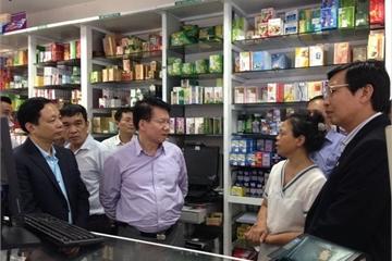 Hà Nội kiến nghị sớm ban hành chuẩn kết nối liên thông các cơ sở bán thuốc