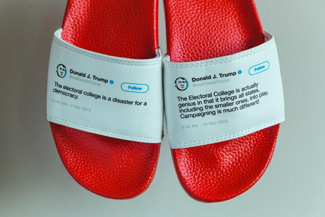 Kiem hang trieu USD nho ban dep in hinh Twitter ong Trump hinh anh 9