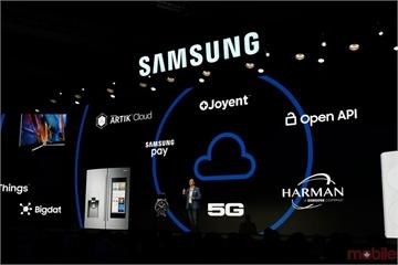 CES 2019: Samsung sẽ không ra smartphone mới, chỉ tập trung vào AI và IoT