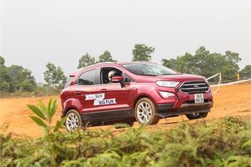 Ford EcoSport lập kỷ lục doanh số cuối 2018