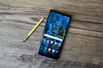 Galaxy Note 9 bắt đầu nhận cập nhật Android Pie