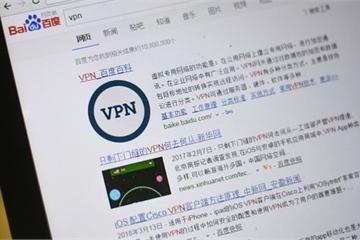 Người dùng VPN ở Trung Quốc bị cảnh cáo và phạt tiền
