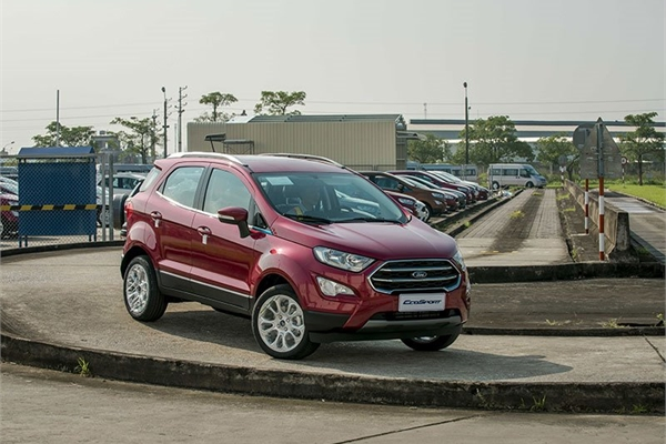 Ford bán chạy ở Việt Nam