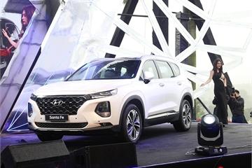 Hyundai Santa Fe 2019 ra mắt: 6 phiên bản chốt giá từ 995 triệu - 1,245 tỷ đồng