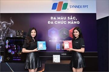 Synnex FPT phân phối ổ cứng Western Digital tại Việt Nam