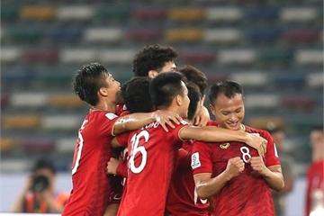 Xem bóng đá trực tuyến VTV6: Việt Nam vs Iran, vòng bảng Asian Cup 2019