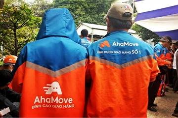 Ahamove thay đổi cách tính cước phí dịch vụ giao hàng