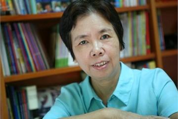"""Nhà văn Lê Phương Liên hướng dẫn viết thư UPU """"về người hùng của em"""""""
