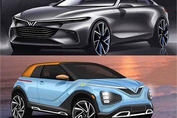 VinFast sắp ra mắt7 mẫu ô tô mới, giá phổ thông tại Việt Nam