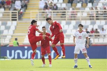 Lịch trực tiếp Asian Cup 2019 ngày 16/1 trên VTV5, VTV6 và Fox Sports: Việt Nam phải thắng đậm Yemen