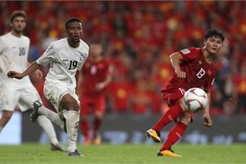 Lịch thi đấu vòng 1/8 Asian Cup 2019: Việt Nam gặp Jordan lúc 18h ngày 20/1