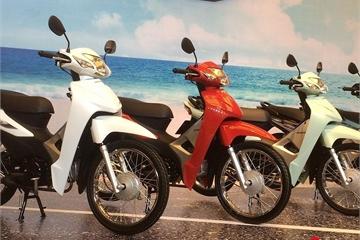Giá rẻ, Honda Vision và Wave Alpha chiếm gần 1/3 lượng xe máy bán ra  ở Việt Nam