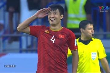 Cảm xúc vỡ òa, cộng đồng mạng tung ảnh tri ân thầy trò huấn luyện viên Park Hang Seo