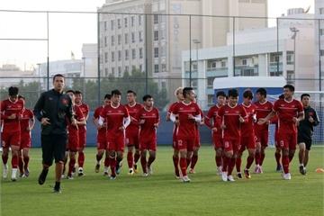 Xem bóng đá trực tiếp hôm nay: Việt Nam gặp Jordan lúc 18h00 ngày 20/1