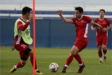 Xem bóng đá trực tuyến VTV5: Việt Nam vs Jordan, vòng 1/8 Asian Cup 2019