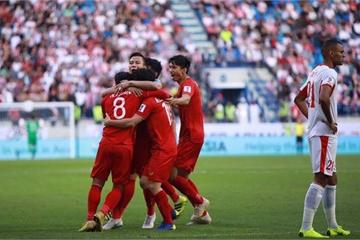 VTV tăng giá quảng cáo cao hơn 13 lần trận Tứ kết Asian Cup 2019 của ĐT Việt Nam
