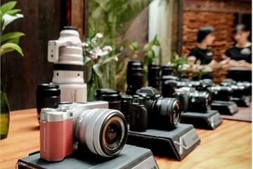 Fujifilm phát triển dòng sản phẩm phong cách hoài cổ, cho người dùng trải nghiệm với hệ thống brandshop