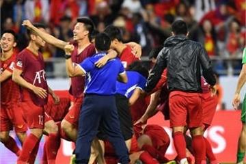 Lịch bóng đá Asian Cup 2019 vòng tứ kết