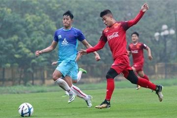 VFF bán vé online trận đấu giao hữu quốc tế giữa ĐT U22 Việt Nam và CLB Ulsan Huyndai