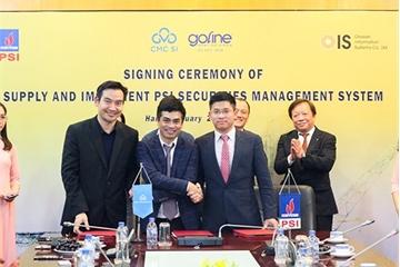 CMC SI và Goline liên danh cho hợp đồng đầu tư hệ thống Core chứng khoán của PSI