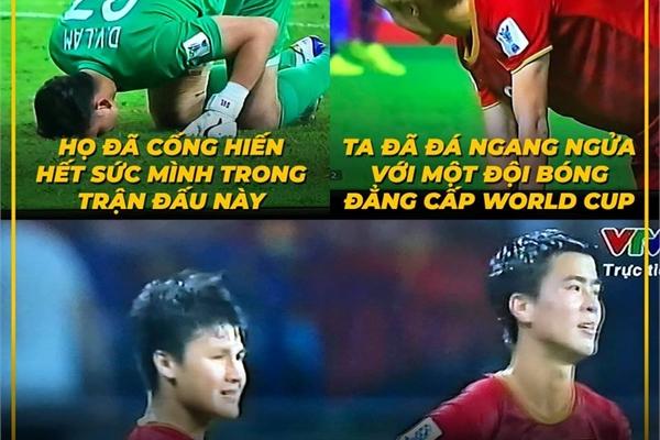 Dừng bước ở Asian Cup 2019: Triệu người Việt cảm ơn những chiến binh quả cảm