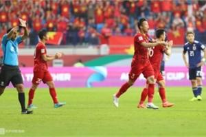 """Công nghệ VAR """"cứu thua"""" cho Việt Nam trong trận tứ kết với Nhật Bản tại Asian Cup 2019 như thế nào?"""