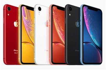 iPhone XR bán chạy nhất tại Mỹ cuối năm 2018