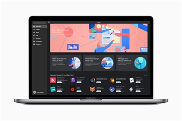 Microsoft ra mắt Office 365 trên Mac App Store