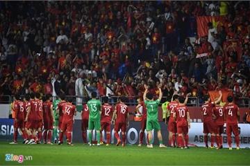 CĐV Đông Nam Á: 'Tuyển Việt Nam có quyền tự hào tại Asian Cup'