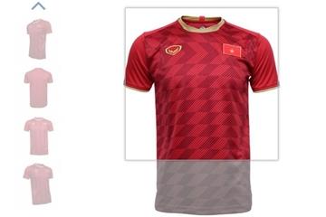 Hướng dẫn mua áo Đội tuyển Việt Nam chính hãng online