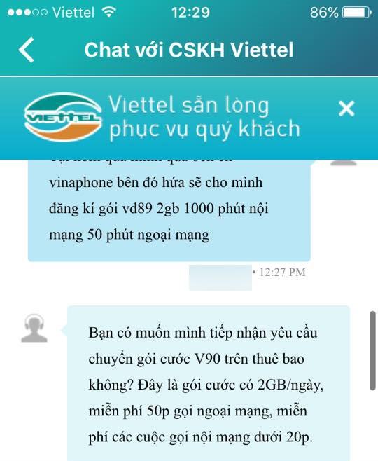 Người Việt kháo nhau gọi tổng đài Viettel doạ đổi sang mạng khác để được hưởng gói cước ưu đãi - Ảnh 3.
