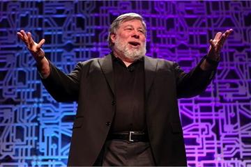 Đồng sáng lập Apple Steve Wozniak khoe đã 'xả' hết Bitcoin ở mức giá 20.000 USD vào cuối năm 2017