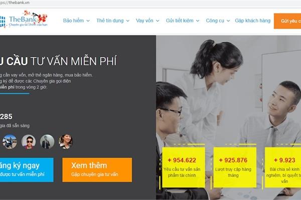 CyberAgent Capital và Ncore chính thức đầu tư vào website tư vấn tài chính thebank.vn