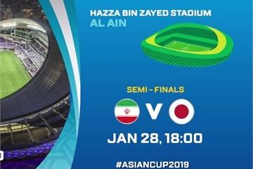 """Xem bóng đá trực tiếp hôm nay: Iran vs Nhật Bản, """"chung kết sớm"""" Asian Cup"""