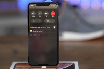 FaceTime dính lỗi nghiêm trọng, cho nghe lén và xem trộm video từ iPhone
