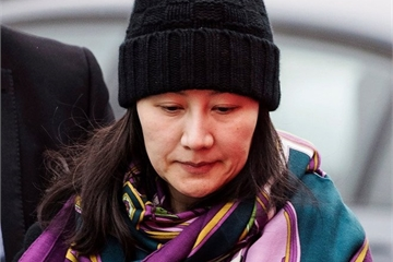 Mỹ gửi yêu cầu dẫn độ 'công chúa Huawei'