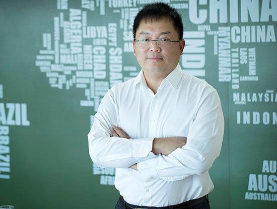 """Chủ tịch FPT Software Hoàng Nam Tiến: """"Chúng tôi làm những việc cả thế giới còn đang lúng túng!"""""""