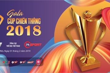 20h ngày mai 1/2/2019, ĐT Việt Nam là ứng cử viên nặng ký giành Cúp Chiến Thắng