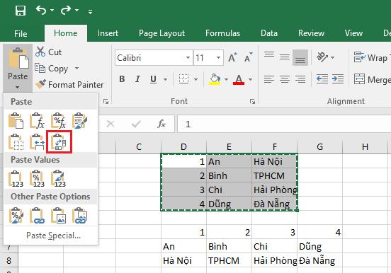 Những thủ thuật nhỏ, nhưng biến bạn thành cao thủ Excel: Sinh viên, nhân viên văn phòng đều phải biết! - Ảnh 5.