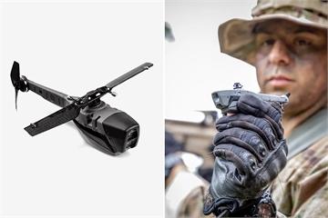 Quân đội Mỹ trang bị drone gián điệp siêu nhỏ