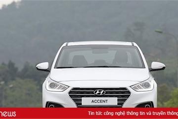 """Hyundai Accent chạm mốc 37.000 xe sau 2 năm, mối """"đe dọa"""" đối thủ Toyota Vios"""