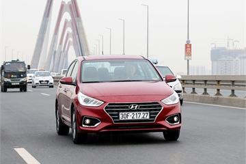 Giá Hyundai Accent mới nhất: Tăng giá 2 triệu đồng
