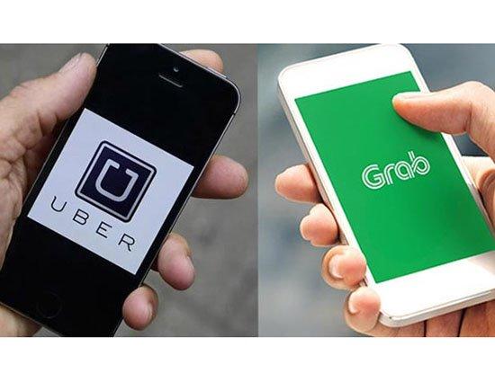 Vụ Grab mua lại Uber bị trả hồ sơ để điều tra bổ sung